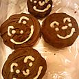 2014年2月 ココアの搾り出しクッキー
