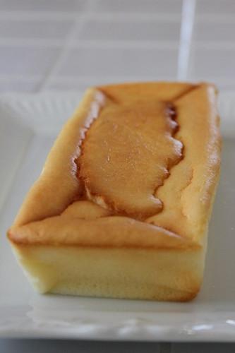 2012年 11月 スフレチーズケーキ