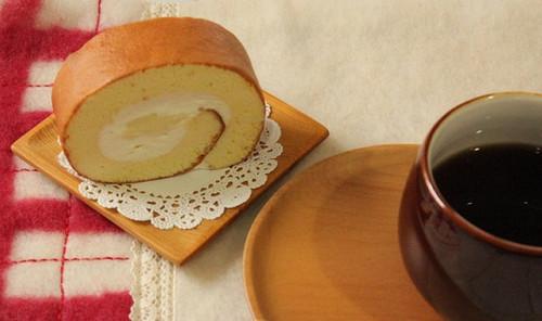 2014年5月 別立て法で作るロールケーキ