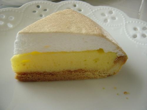 2011年 5月 レモンメレンゲパイ