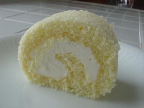 2011年 3月 米粉のロールケーキレッスン