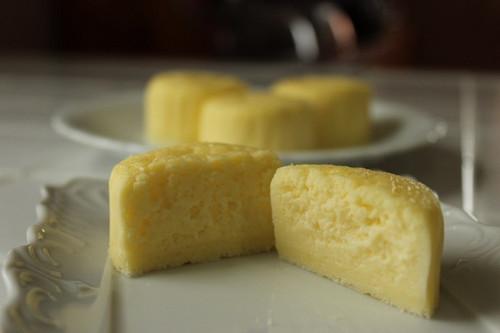 2012年 5月 半熟ミニスフレチーズケーキ