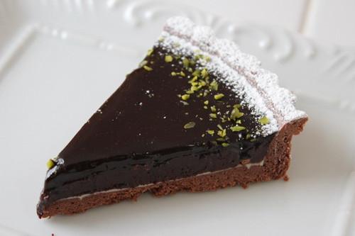 2012年 12月 チョコレートタルト