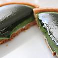 抹茶の生チョコタルト